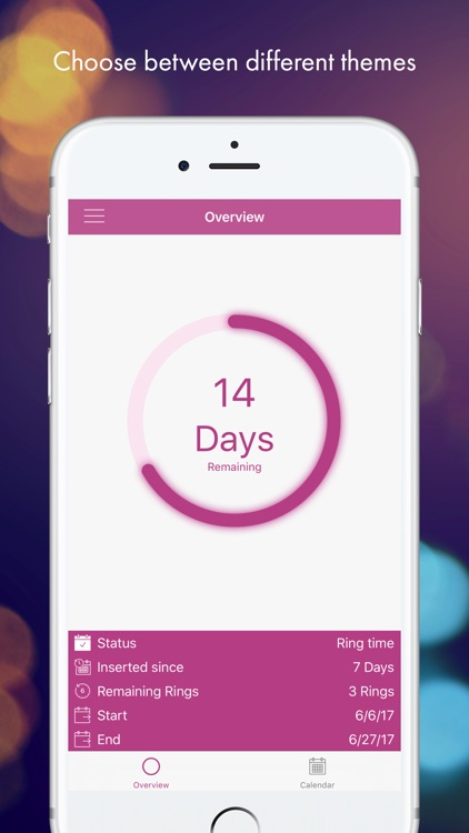 MyRing 2 - Ring contraception