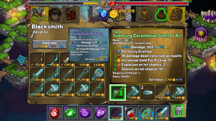 Rogue Wizards screenshot-3