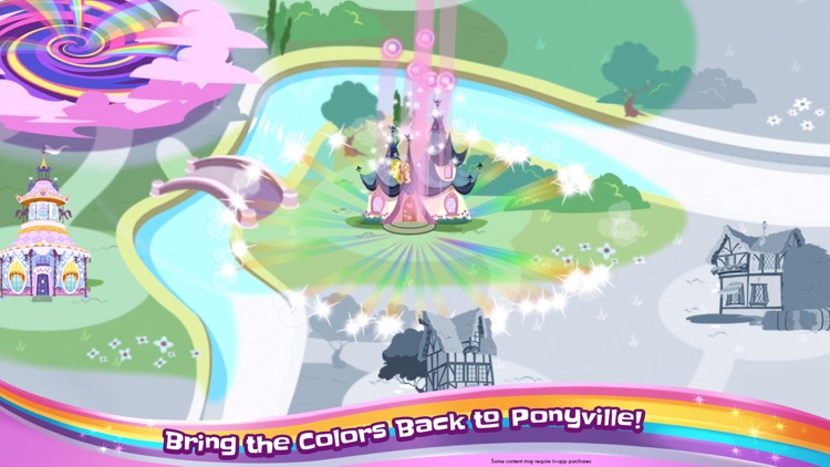 My Little Pony Rainbow Runners screenshot-4