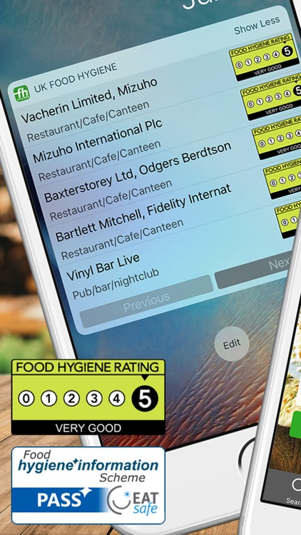 UK Food Hygiene Ratings screenshot-0