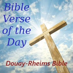 Bible Verse of the Day Douay-Rheims Bible