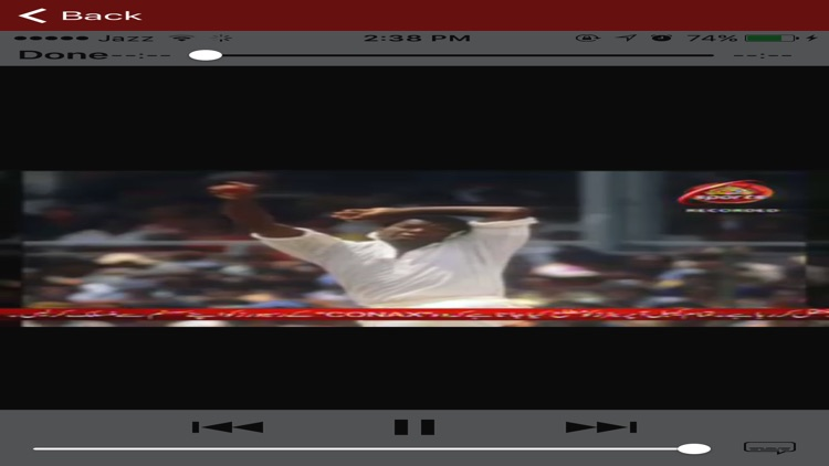 Cricket TV Live Streaming Matches screenshot-2