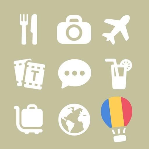 LETS Travel Romania! Romanian Phrase Guide Book