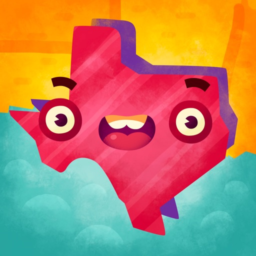 50 States - Top Education & Learning Stack Games icon