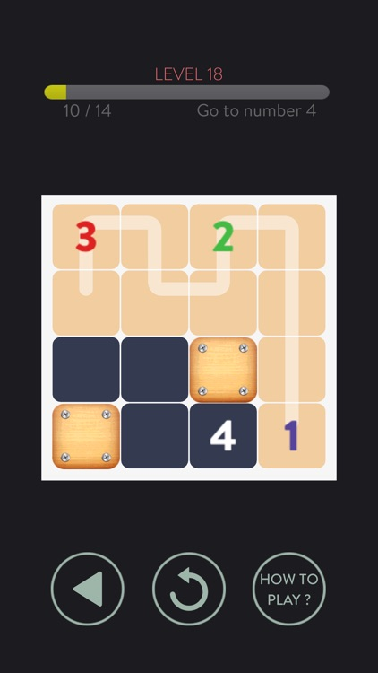 Cover The Board - Math Number Connect Game screenshot-1