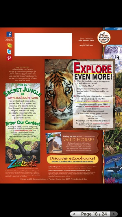 Zoobooks screenshot-4