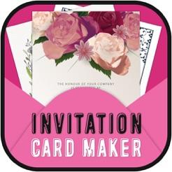 Anniversary invitation card maker on the app store anniversary invitation card maker 4 stopboris Gallery