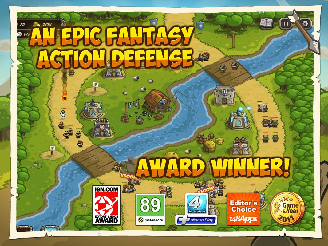 3 Minutes to Hack Kingdom Rush HD - Unlimited | TryCheat com