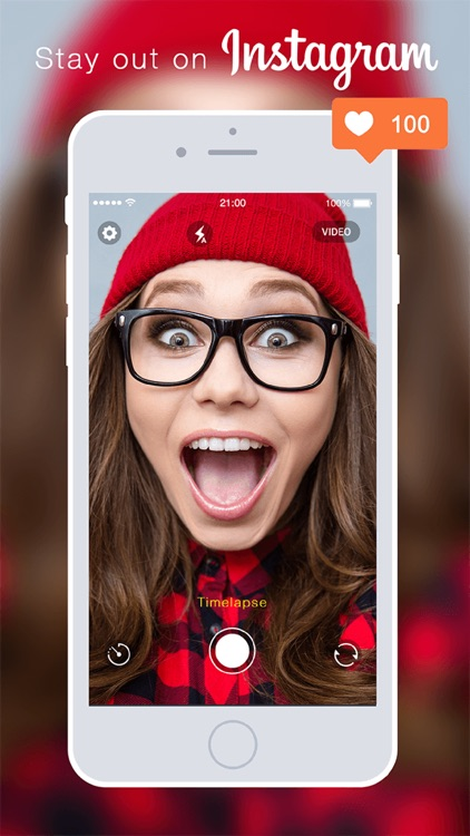 Giphy :  GIF FACE Maker App & Video Editor