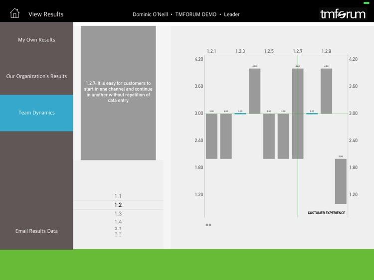 Digital Maturity Model screenshot-3