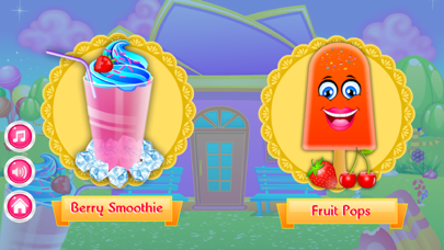 Shiny Sweet Smoothies Shop screenshot three