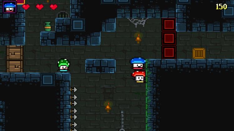 Mushroom Heroes screenshot-4
