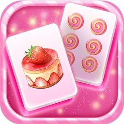 Candy Mahjong Solitaire Puzzle