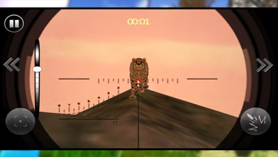 Deer Hunting in Wild Forest with Sniper screenshot two