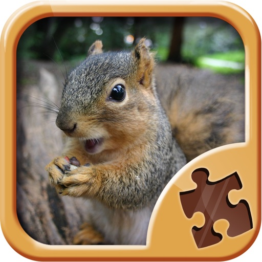 Animal Jigsaw Puzzles - Fun Logic Game