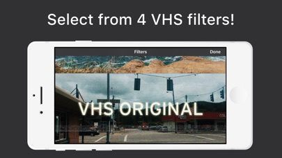 VHS Video Cam - VCR Retro CamScreenshot von 3