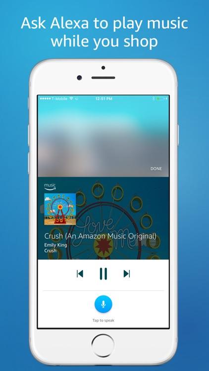Amazon – Shopping made easy app image