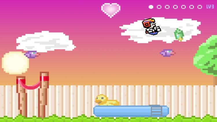 Jump Freak - A guy who loves to jump. screenshot-3