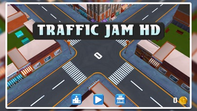 Traffic Jam HD 2017 screenshot one