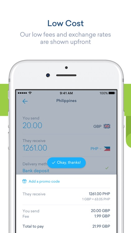 WorldRemit Money Transfer