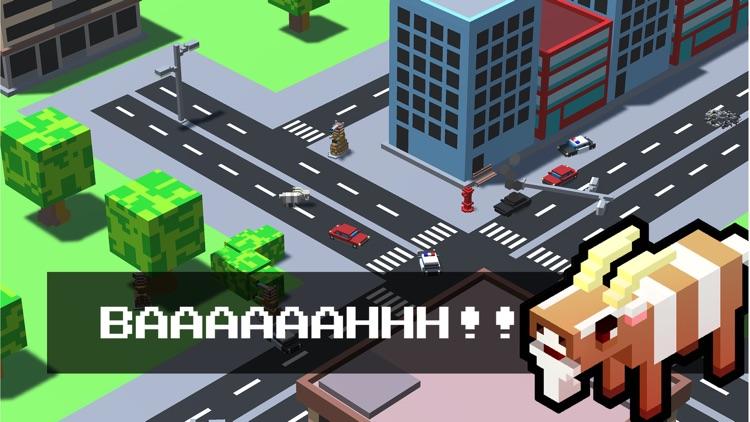 Goat Turbo Attack screenshot-0