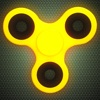 Fidget Spinner Wheel Toy - Neon Glow In The Dark Findcomicapps.com