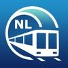 鹿特丹地铁导游