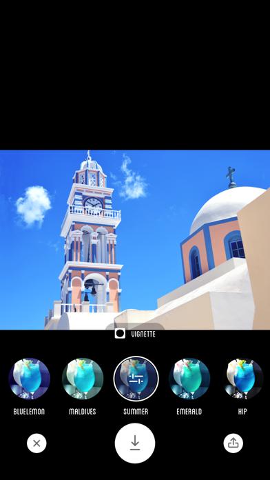 Bluelemon Camera - Sky, Clouds, Sea and Wind Photo screenshot three