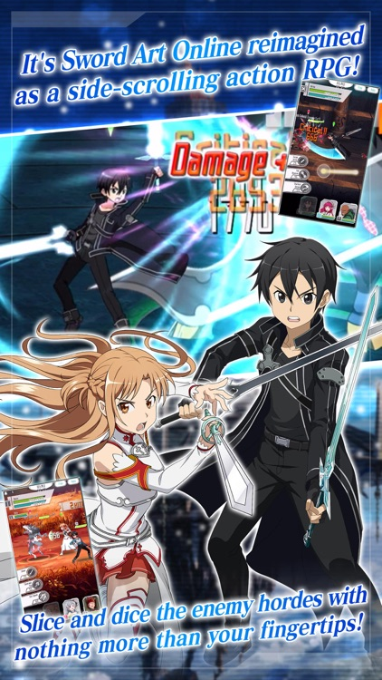 SWORD ART ONLINE:Memory Defrag screenshot-1