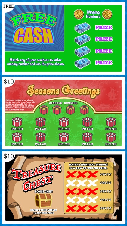 Lottery Scratchers screenshot-4