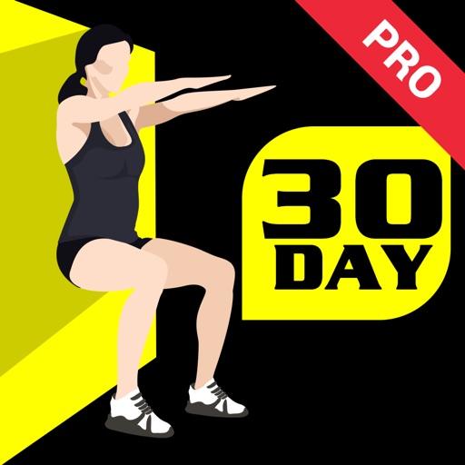 30 Day Wall Sit Pro