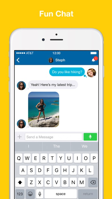 Skout review screenshots