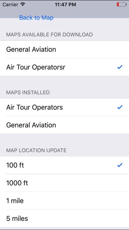 Grand Canyon VFR Aeronautical Chart screenshot-3
