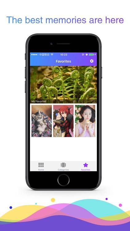 GoWallPaper-cool HD Backgrounds and Free Wallpaper screenshot-4
