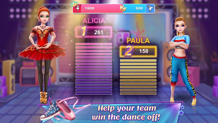 Dance Clash: Ballet vs Hip Hop screenshot-4