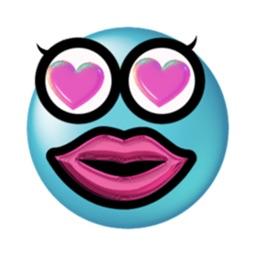 Colorful Emoji Stickers Packs