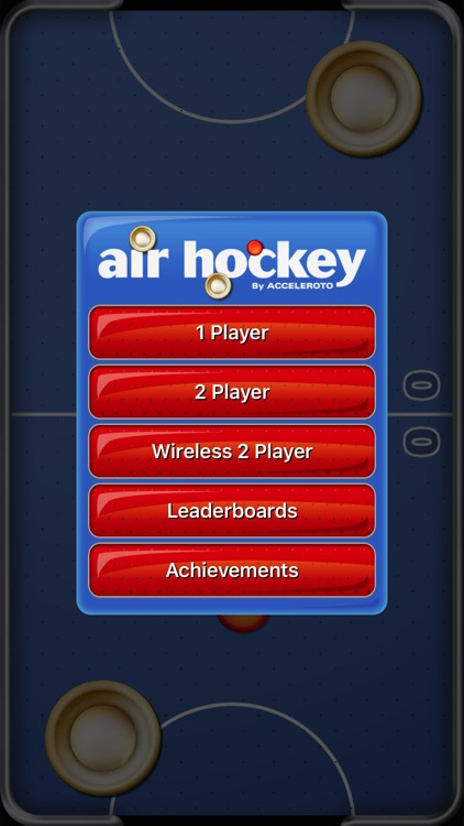 Air Hockey screenshot-4