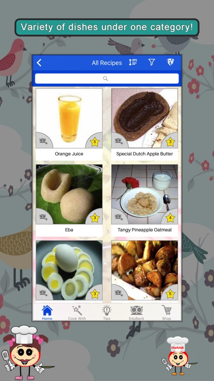 Okinawa Diet SMART Recipes