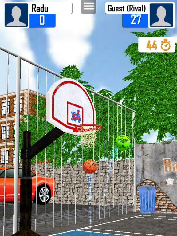 Basketball Shooter Stars screenshot 7