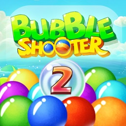 Bubble shooter war-Save Little Fox