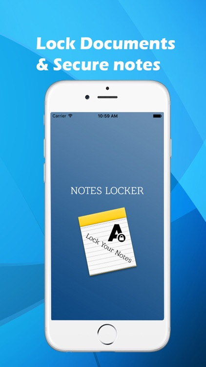 Easy Notes Locker - Ultimate Notes Locker