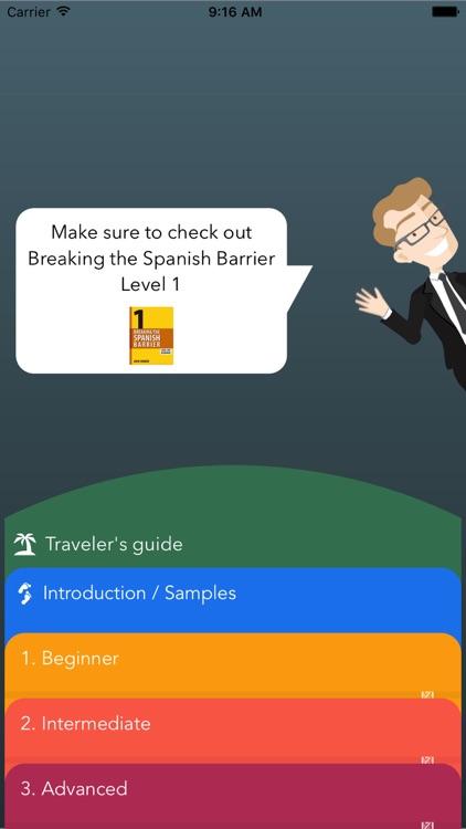 Essential Spanish Vocabulary Flashcards screenshot-4