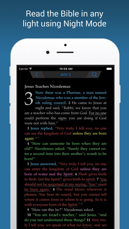 NIV Bible screenshot-4
