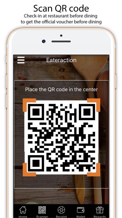 Eateraction - Free Discount screenshot-3