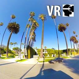 VR Beverly Hills Drive A Virtual Reality Trip 360