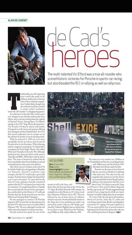 Classic & Sports Car Magazine screenshot-3
