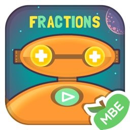 Robo Math Fractions Lite