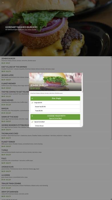 Zombie BurgerScreenshot of 4