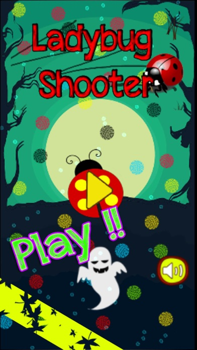 Ladybugs Bubble Shooter Screenshot