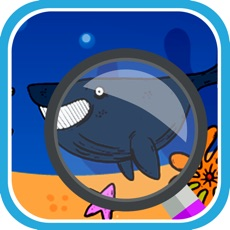 Activities of Zoo Animal Find Differences Puzzle Game